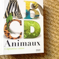 ABCD animaux, PopUp Book