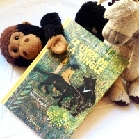 """The story of Mowgli, a child-wolf: """"The Jungle Book"""" by Kipling"""